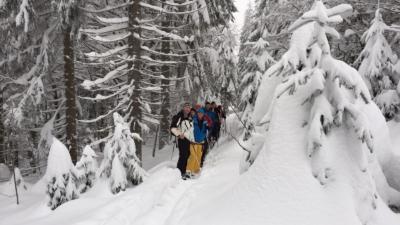 170115 Schneeschuhtour Plöckenstein 3