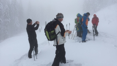 170115 Schneeschuhtour Plöckenstein 5