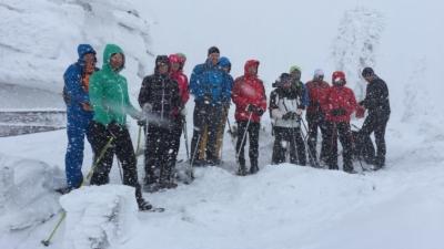170115 Schneeschuhtour Plöckenstein 7
