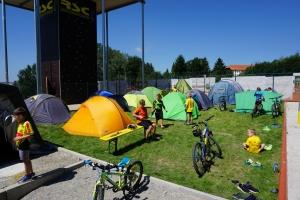 Tag 1 Camp